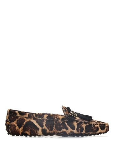 Tod's Ayakkabı Leopar